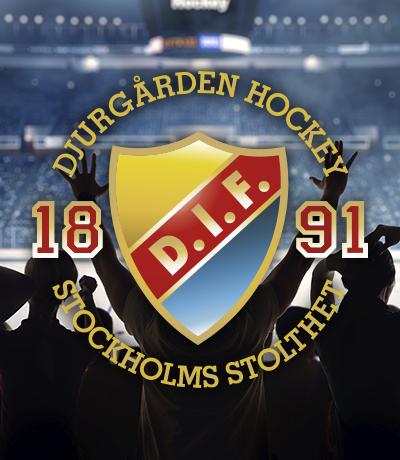 Hockey för två - Djurgården